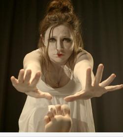 Butoh Dance Video