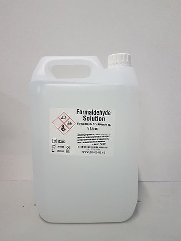 Formaldehyde Concentrate 37% Free Shipping