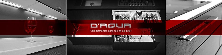 Página web de D'Aqua
