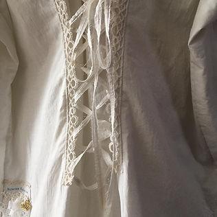 tie back cotton