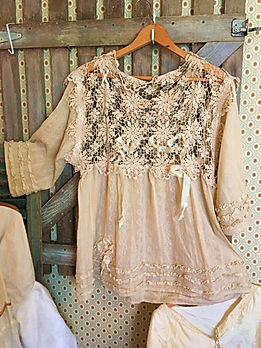 Summer posey top tunic