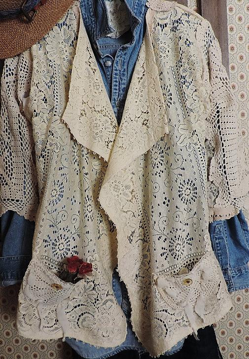 gypsy seven lace jacket