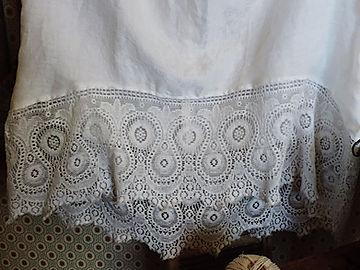 linen tunic top dress