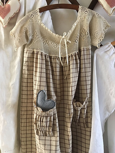 Gypsy Prairie Dress