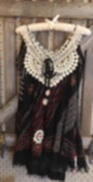 black silk genie
