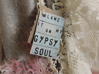 "Gypsy Bohemian Spring ""Give A Way"" for 2016"