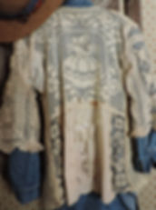 gypsy seven lace jacket
