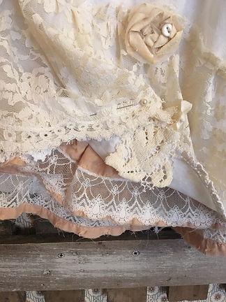 prairie lace skirt