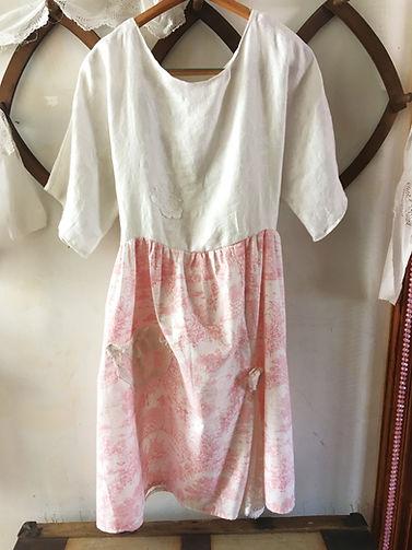 Penelope Linen Dress