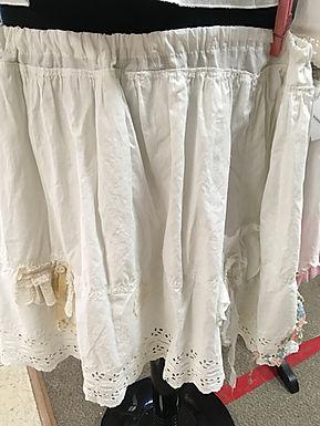 Antique Cotton Skirt