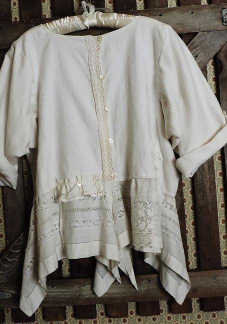 moon irsh linen tunic