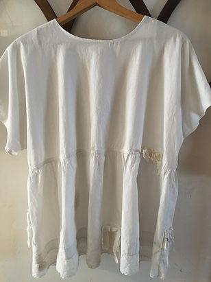 sarah jane top tunic blouse