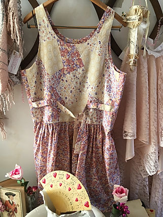 lilly flowere dress tunic