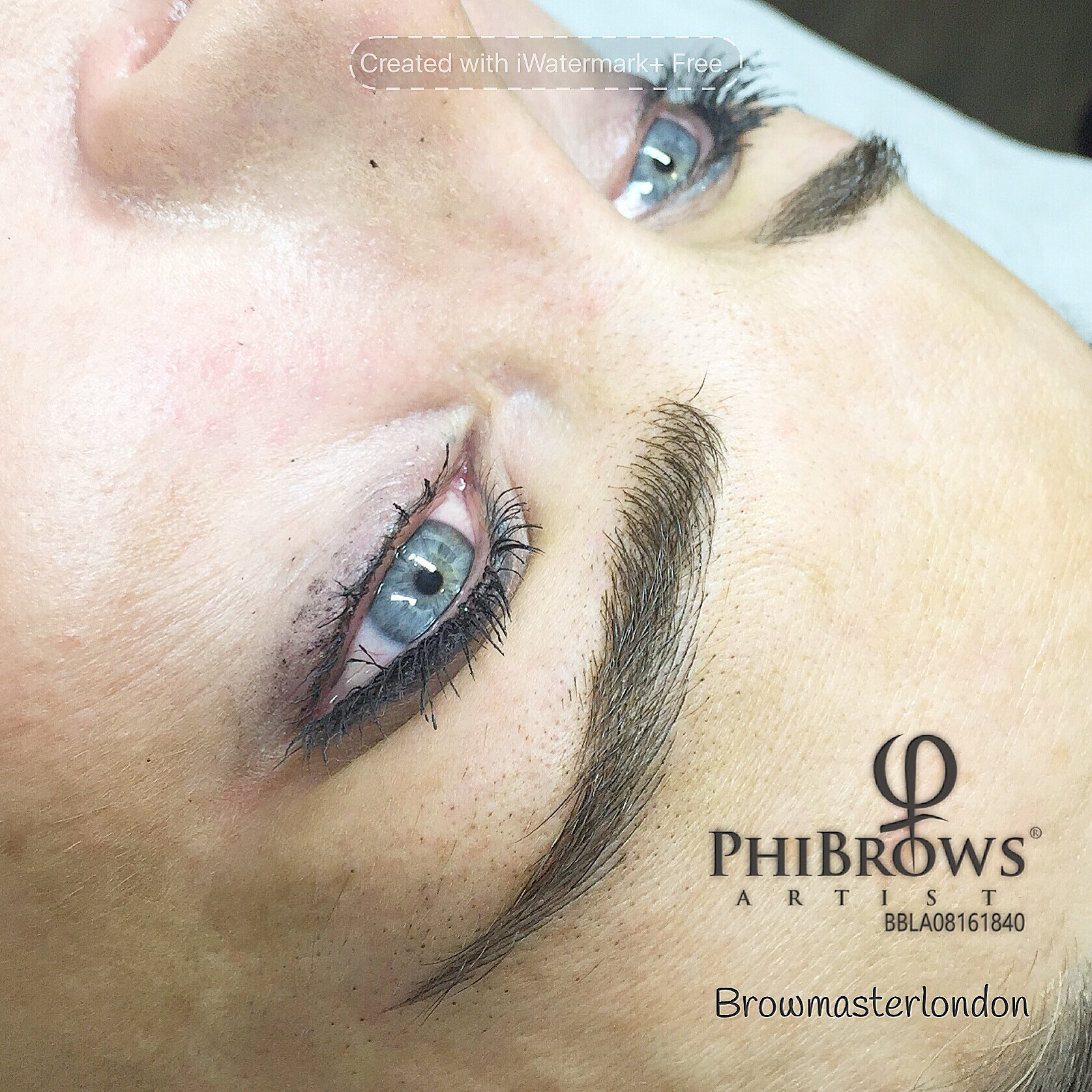 Microblading Touch-up