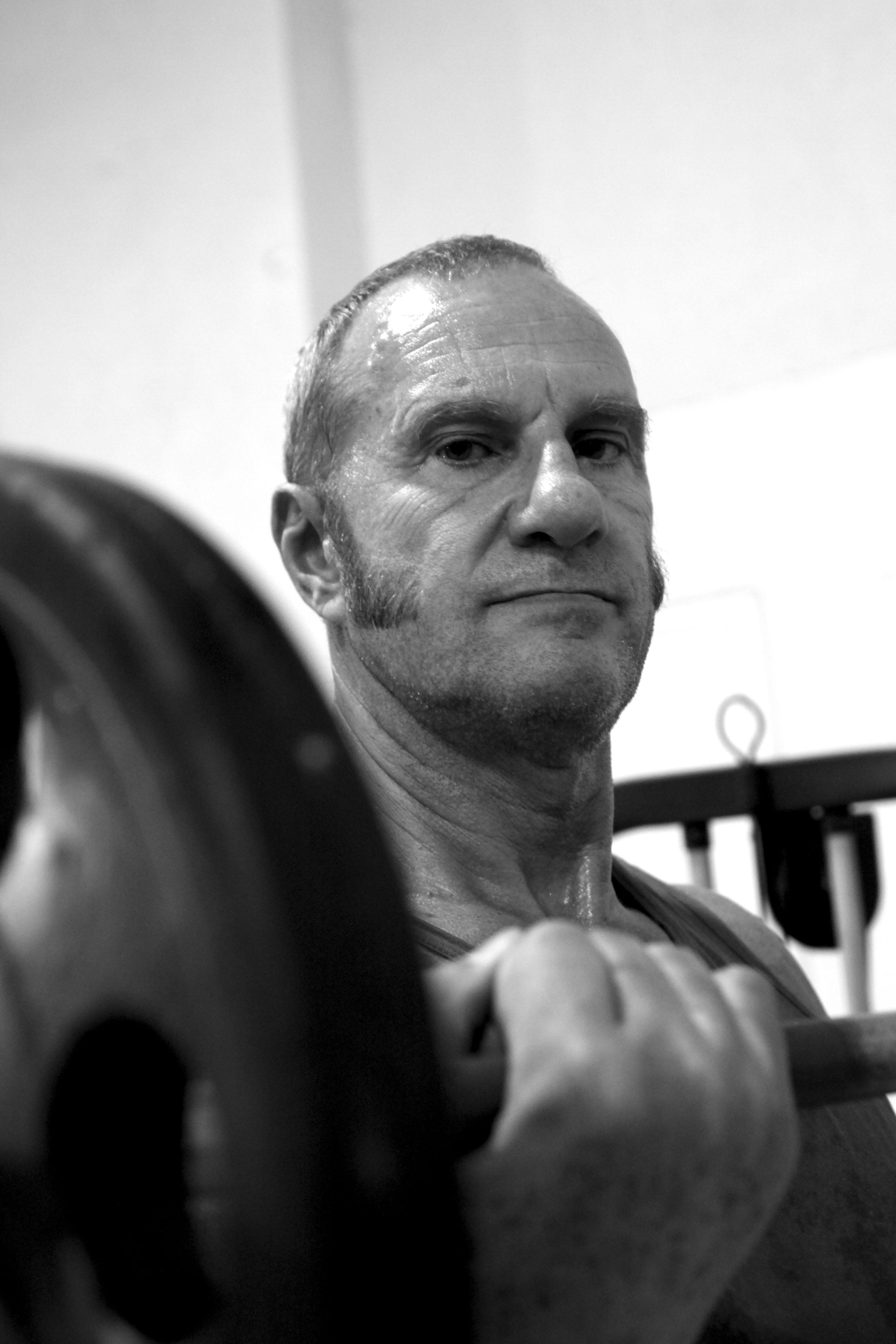 musculação central fitness