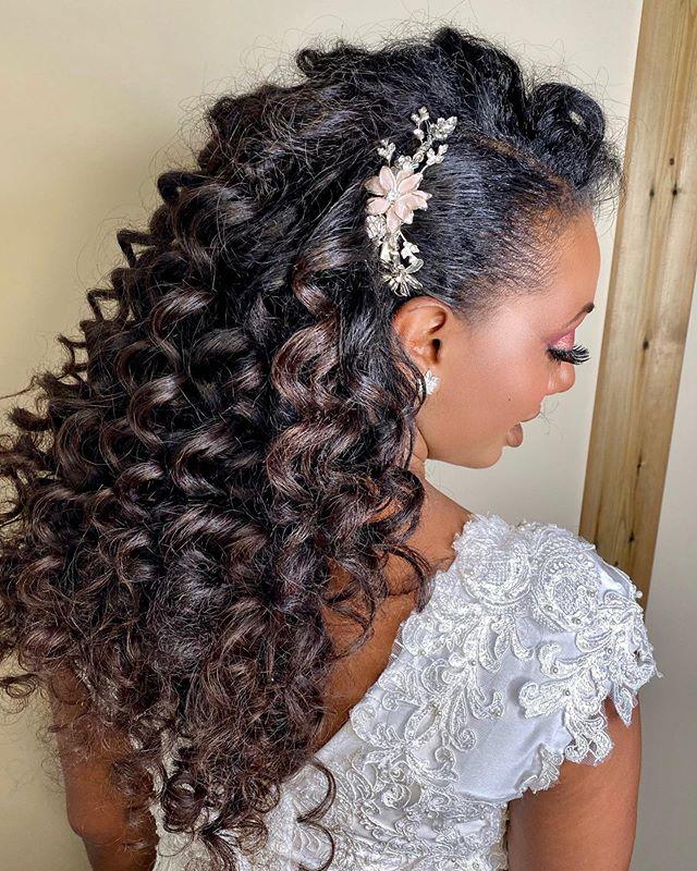My Stunning Bride 👰🏽 _esterkason ❤️__m