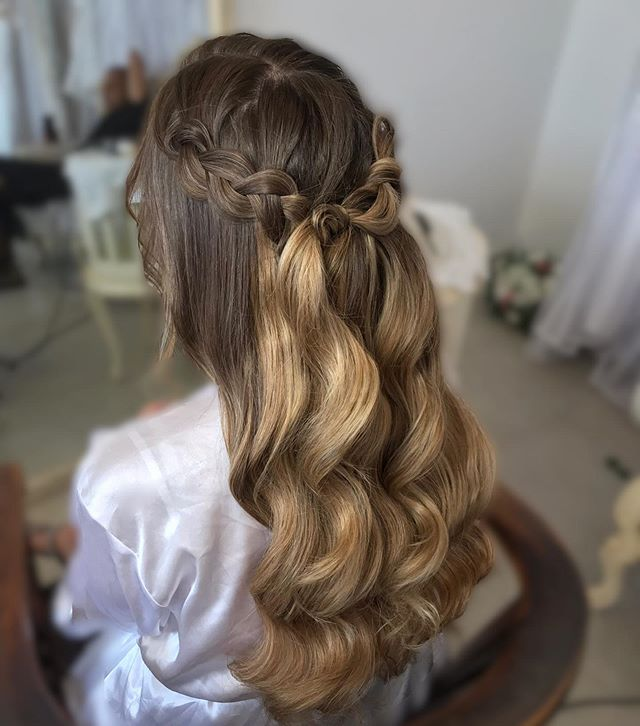 My Stunning Bridal Hair💍 👰🏼_vikidamid