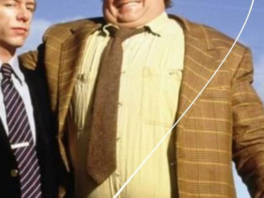 How Tommy Boy Saved My Life