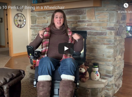 Top 10 Perks of Being in a Wheelchair