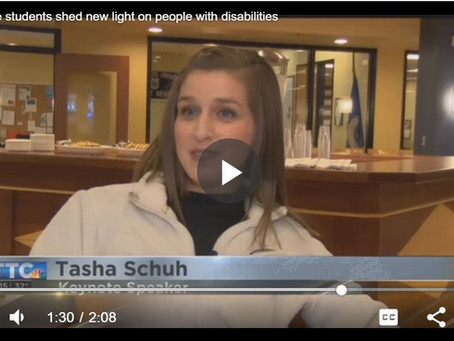Shedding a New Light on People with Disabilities - KTTC