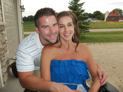 A Walk Down Memory Lane~ Our First Date... 5 Years Ago!