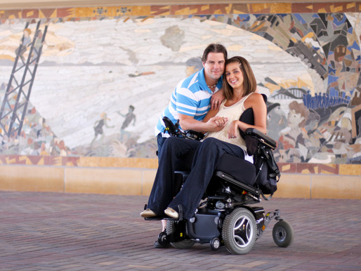 Why I Married Someone In A Wheelchair