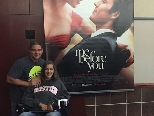 I Am Not Suicidal – The movie Me Before You