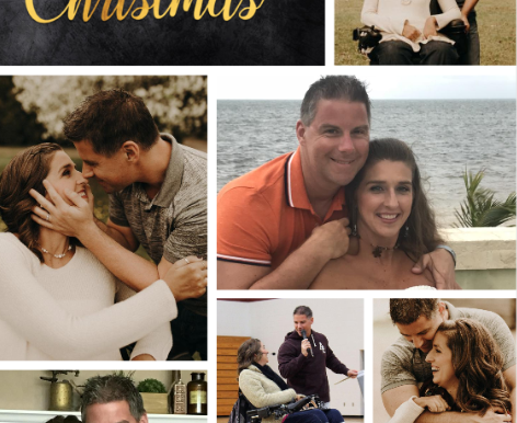 2018 Christmas Card & Letter
