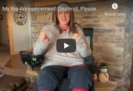 My Big Announcement! Drumroll, Please...
