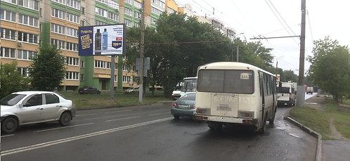 26Б. Иваново, ул. Парижской Коммуны, у д. 48, сторона Б