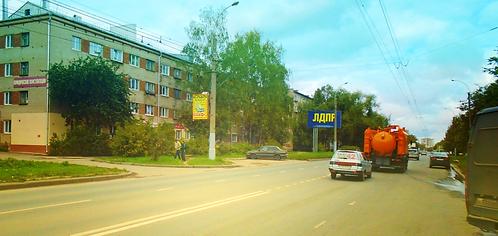 11Б. Иваново, ул. Ташкентская, у д. 88, сторона Б