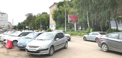 15А. Иваново, ул. 8 Марта между д. 27 и д. 29, сторона А