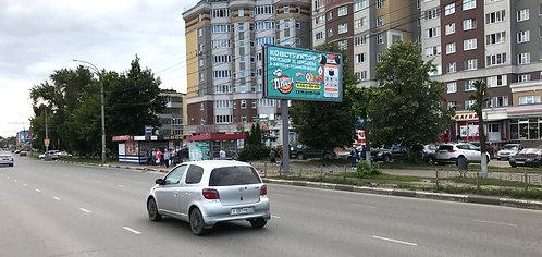 22А. Иваново, ул. Лежневская, у д. 114, сторона А