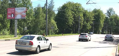 9Б. г. Ярославль, Тутаевское шоссе, напротив д. 26, сторона Б