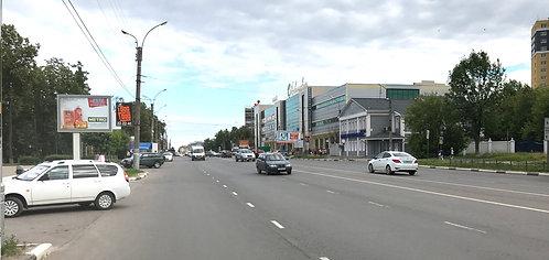 24Б. Иваново, пр-т Ленина, у д. 114, сторона Б
