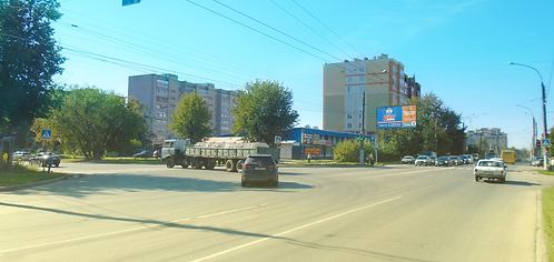 16Б. Иваново, ул. Богдана Хмельницкого, напротив д. 30, сторона Б