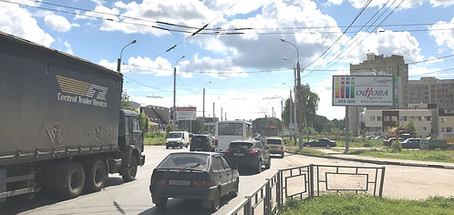 21А. Иваново, ул. Куконковых, напротив д. 141, сторона А