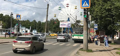 18Б. Иваново, ул. Ермака, напротив д. 76, сторона Б