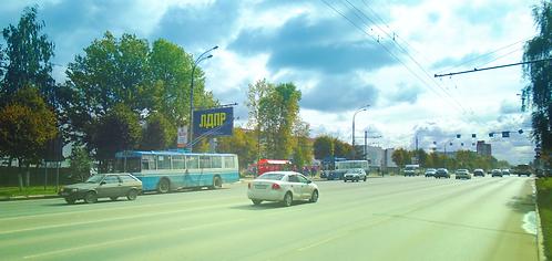 8Б. Иваново, ул. Лежневская, у д. 183, Сторона Б
