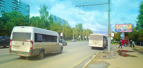 8А. Иваново, ул. Лежневская, у д. 183, Сторона А