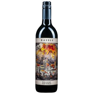 2018 Rabble: Red Blend