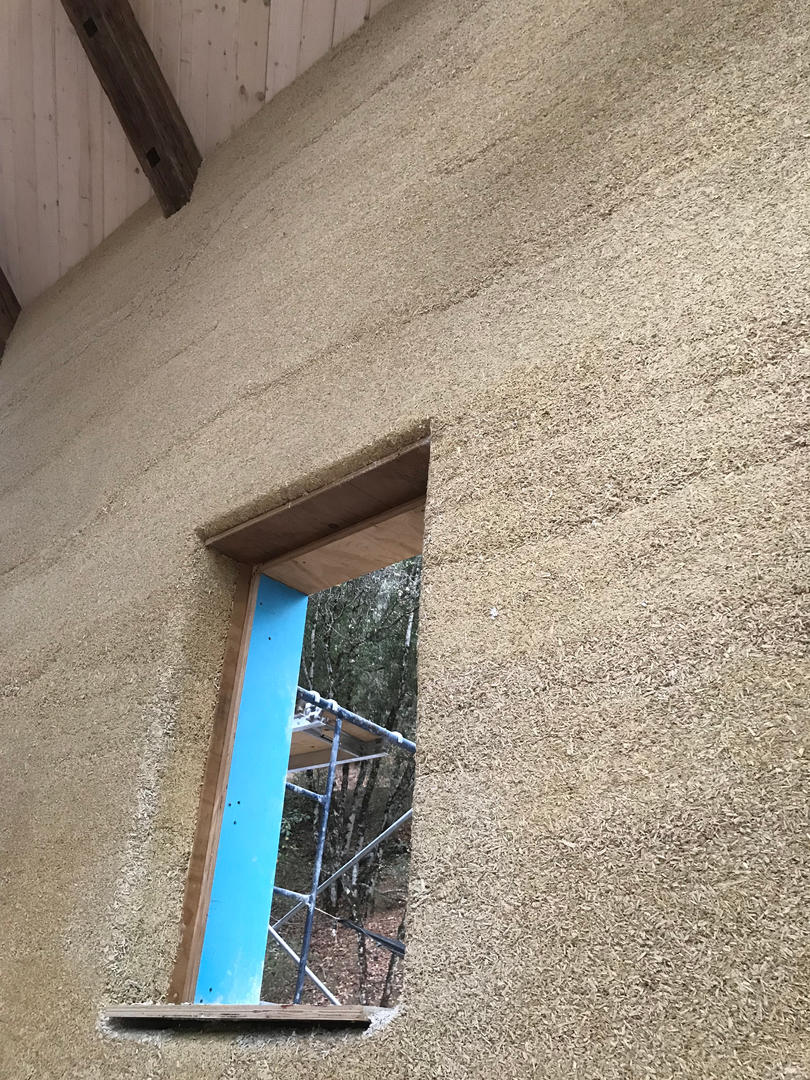 Hemp Mini House