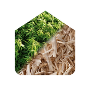 100% natural, 100% recyclable by Hemp Eco Systems