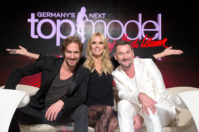 ProSieben - Germanys Next Topmodel