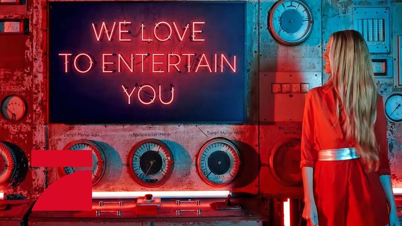 ProSieben - We Love to entertain you