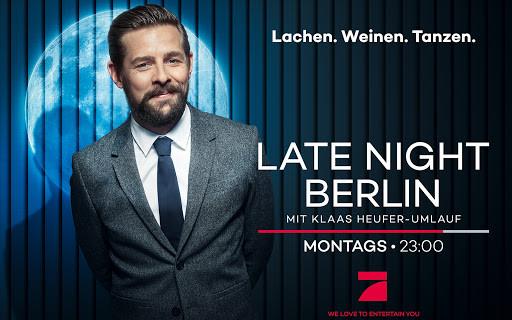 ProSieben - Late Night Berlin