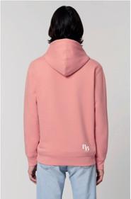 Hoodie canyon pink logo