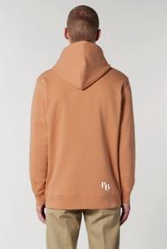 Mushroom hoodie logo