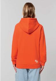 Tangerine hoodie logo