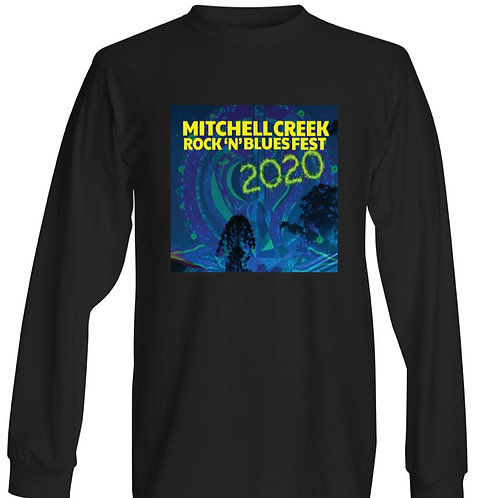 M MCRnBFest Long Sleeve Tee
